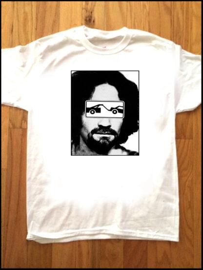 charles Manson t-shirt