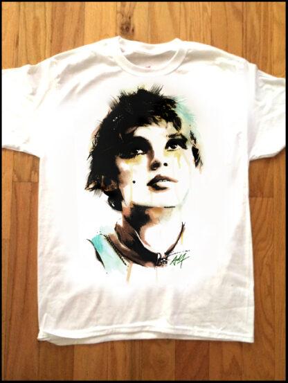 edie Sedgwick t-shirt