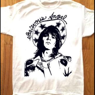 gram parsons t-shirt