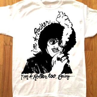 Phil Lynott Thin Lizzy t-shirt