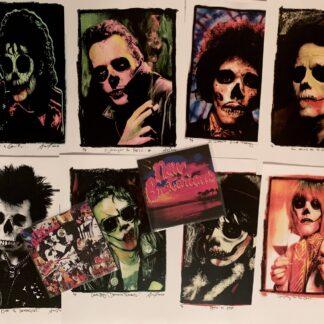Skull Series Artwork